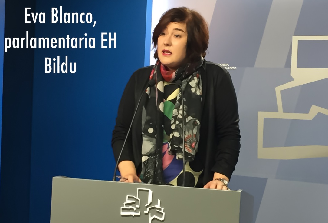 pensiones Eva Blanco Bildu