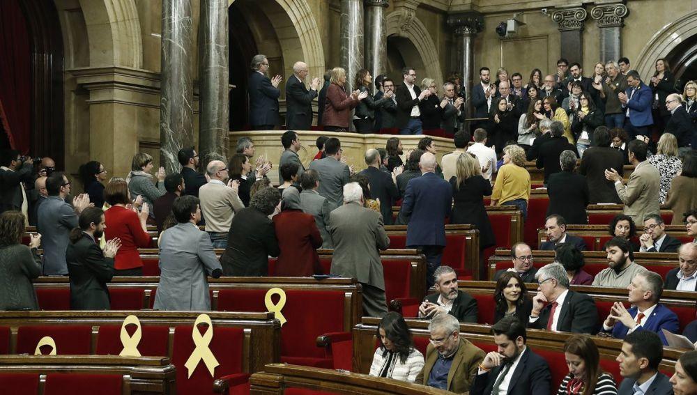 Torrent mantiene el pleno pero reconvertido en debate simbólico sin votación